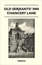 Old Serjeants' Inn Chancery Lane