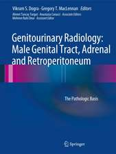 Genitourinary Radiology: Male Genital Tract, Adrenal and Retroperitoneum: The Pathologic Basis
