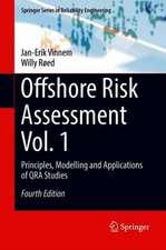 Offshore Risk Assessment Vol. 1