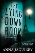 The Lying Down Room