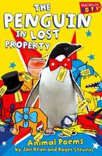 The Penguin in Lost Property:  Animal Poems