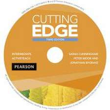 Cutting Edge. Intermediate Active Teach. CD-ROM