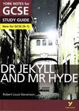 Rooney, A: Dr Jekyll and Mr Hyde: York Notes for GCSE (9-1)