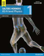 Peters-Flynn, S: Salters Horner AS/A Level Physics Student B