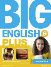 Big English Plus 6 Activity Book