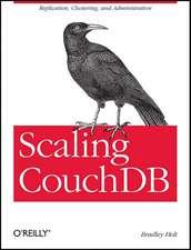 Scaling CouchDB