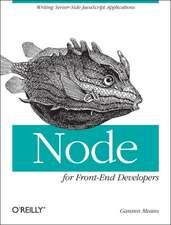 Node for Front–End Developers