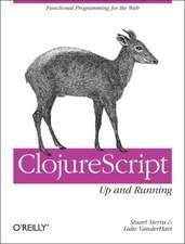ClojureScript – Up and Running