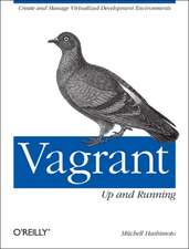 Vagrant – Up and Running