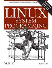 Linux System Programming 2ed
