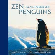 Zen Penguins: The Art of Keeping Chill