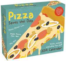 Pizza Saves the Day 2019 Day-To-Day Calendar