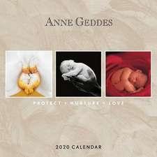 ANNE GEDDES PROTECT NURTURE LOVE 2020 SQ
