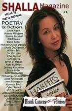 Blank Canvas Pocket-Edition:  Shalla Magazine