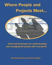 Where People and Projects Meet
