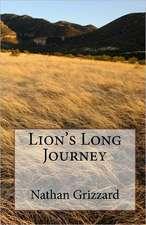 Lion's Long Journey