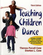 Teaching Children Dance [With CDROM]