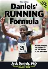 Daniels' Running Formula:  A Wellness Approach