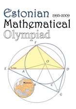 Estonian Mathematical Olympiad