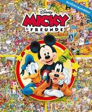 Micky & Freunde - Suchbilder