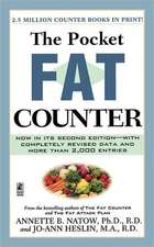 The Pocket Fat Counter
