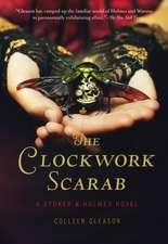 The Clockwork Scarab:  Book 2