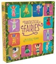 Fantastical Fairies Matching Game
