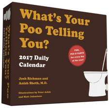 What's Your Poo Telling You?:  12 Sheets + 20 Gift Tags!