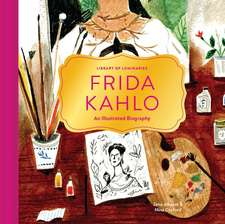 Library of Luminaries, Frieda Kahlo