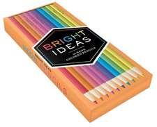 Set de creioane: Bright Ideas Neon