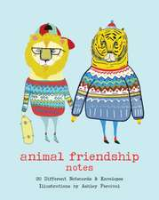 Animal Friendship Notes