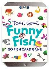Taro Gomi's Funny Fish: Go Fish Card Game