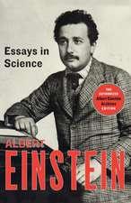 Essays in Science