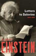 Letters to Solovine:  1906 1955