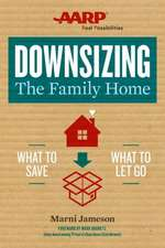 Downsizing the Family Home