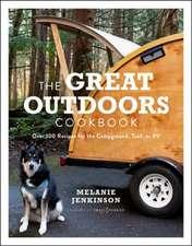 Great Outdoors Cookbook