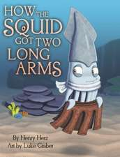 How the Squid Got Two Long Arms
