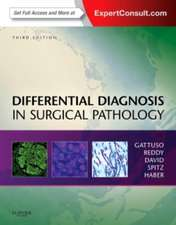 Differential Diagnosis in Surgical Pathology