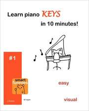 Learn Piano Keys in 10 Minutes!