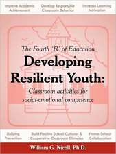 Developing Resilient Youth