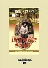 The Drop Edge of Yonder: An Alafair Tucker Mystery (Easyread Large Edition)