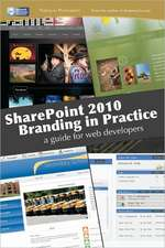 Sharepoint 2010 Branding in Practice