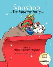 Snoshoo the Stowaway Bunny