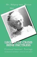 Legion of Crisis Bene Factress