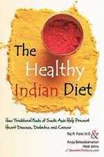 The Healthy Indian Diet