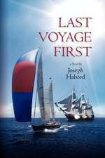 Last Voyage First
