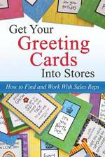 Getting Your Greeting Cards Into Stores