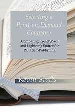 Selecting a Print-On-Demand Company
