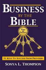 Business by the Bible