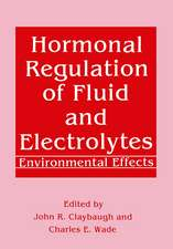 Hormonal Regulation of Fluid and Electrolytes: Environmental Effects